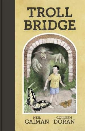 Troll Bridge. Graphic Novel