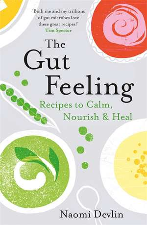 The Gut Feeling de Naomi Devlin