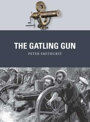 The Gatling Gun imagine