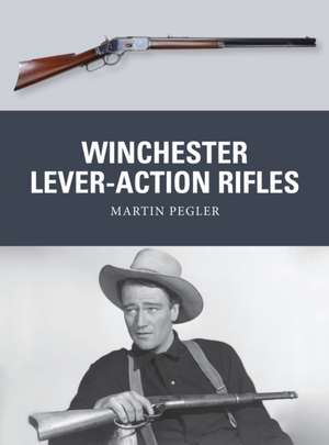 Winchester Lever-Action Rifles imagine