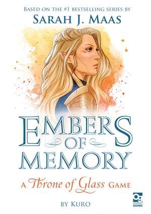 Embers of Memory: A Throne of Glass Game de Sarah J. Maas