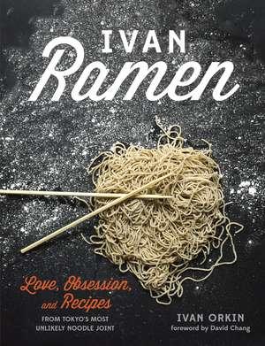 Ivan Ramen de Ivan (Author) Orkin