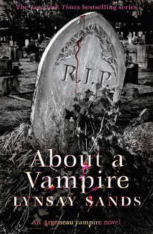 About A Vampire