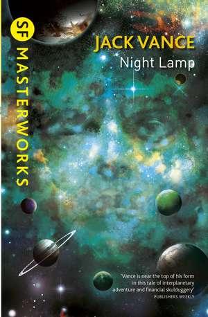 Vance, J: Night Lamp de Jack Vance