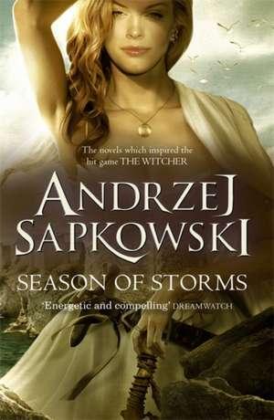 Season of Storms de Andrzej Sapkowski