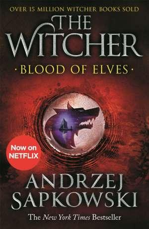 Blood of Elves de Andrzej Sapkowski