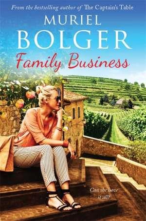Family Business de Muriel Bolger