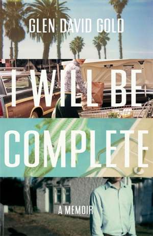 I Will Be Complete
