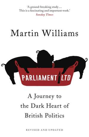 Parliament Ltd de Martin Williams