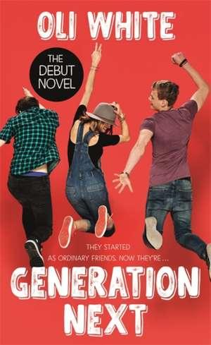 Generation Next de Oli White