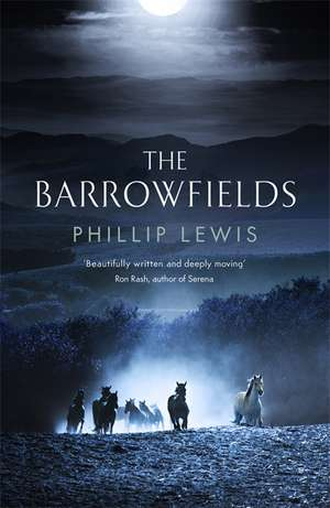 The Barrowfields de Phillip Lewis