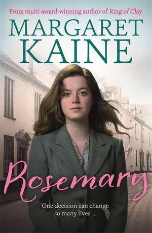 Rosemary de Margaret Kaine