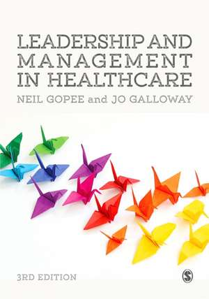 Leadership and Management in Healthcare