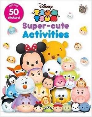 Disney Tsum Tsum Super-Cute Activities