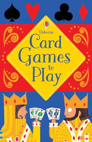 Card Games to Play