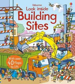 Look Inside a Building Site
