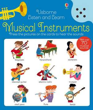 Musical Instruments de Kirsteen Robson