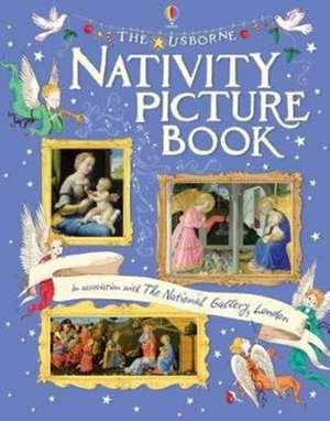 Nativity Picture Book