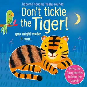Don't Tickle the Tiger! imagine