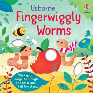 FINGERWIGGLY WORMS imagine