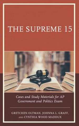 EXPLORING 15 SUPREME COURT CASPB de Cynthia Wood Maddux