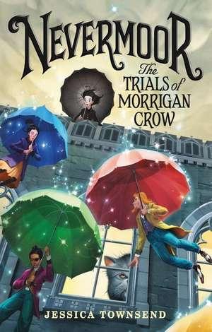 Bildergebnis für the trials of morrigan crow