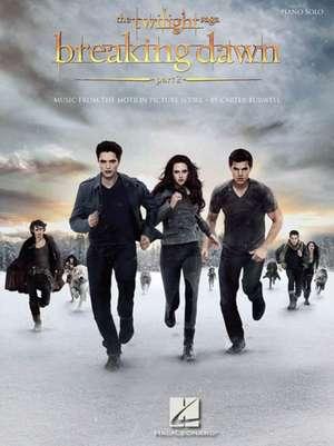 The Twilight Saga de Carter Burwell