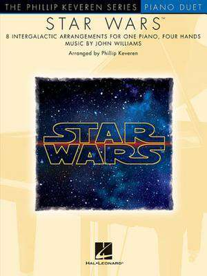 Star Wars: Piano Duet de John Williams