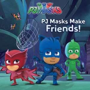 Pj Masks Make Friends! de Cala Spinner