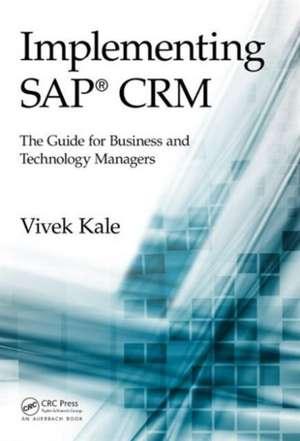 Implementing SAP(R) Crm de Vivek Kale