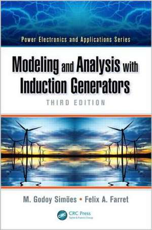 Modeling and Analysis with Induction Generators, Third Edition:  Corine Land Cover Data de M. Godoy Simoes