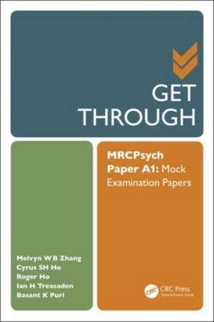 Get Through Mrcpsych Paper a