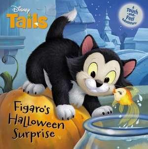 Disney Tails Figaro's Halloween Surprise de Calliope Glass