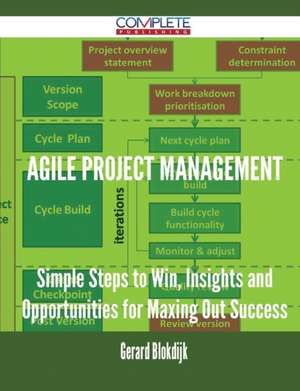Agile Project Management - Simple Steps to Win, Insights and Opportunities for Maxing Out Success de Gerard Blokdijk