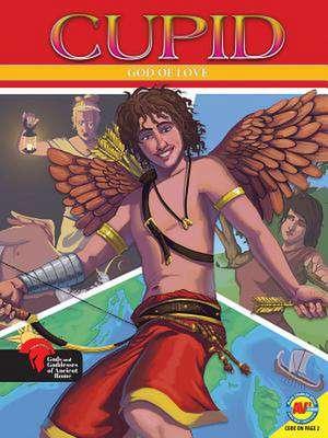 Cupid God of Love de Teri Temple