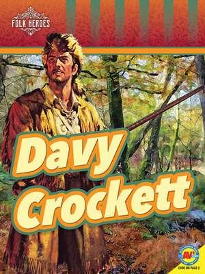 Davy Crockett de Nancy Furstinger