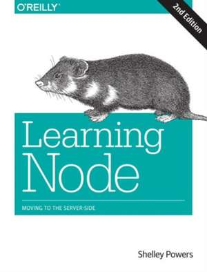Learning Node 2e