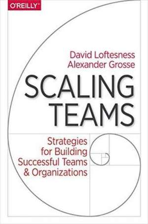 Scaling Teams