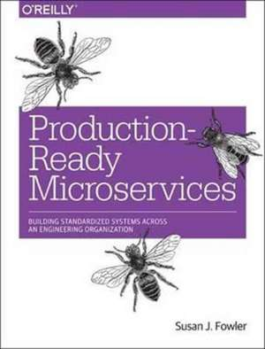 Production–Ready Microservices