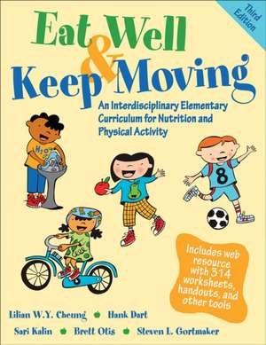 Eat Well & Keep Moving 3rd Edition with Web Resource