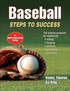Baseball Steps to Success