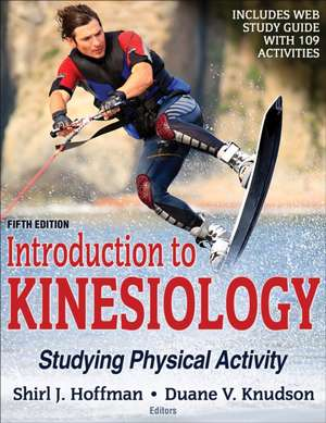 Introduction to Kinesiology imagine