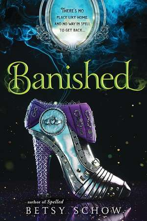 Banished de Betsy Schow