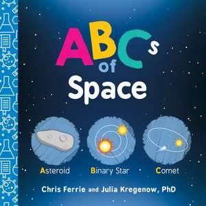 ABCs of Space de Chris Ferrie