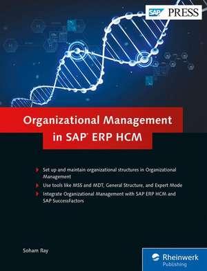 Organizational Management in SAP ERP HCM de Soham Ray
