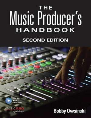 The Music Producer's Handbook imagine
