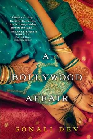 A Bollywood Affair de Sonali Dev