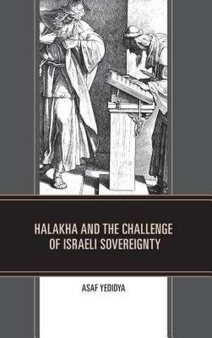 HALACHA AND THE CHALLENGE OF SCB de Asaf Yedidya