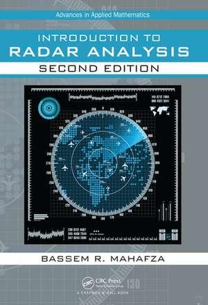 Mahafza, B: Introduction to Radar Analysis
