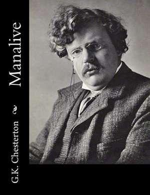 Manalive de G. K. Chesterton